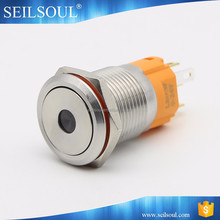 stainless steel material 3 position push switch,cabinet door light switch