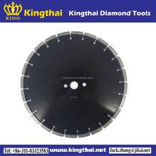 Diamond cutting tools fast speed laser welded tuck point saw blade for concrete brick and stone