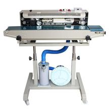 DBF-1000 Automatic Inflating plastic Film sealer for snacks