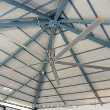 Factory Direct Sale 5 Metal Blades Electric Ceiling Big Ass Air Ventilator Fan