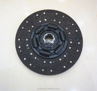 Professional Manufacturer of Clutch Disc For 1862 283 133 With High Quality
