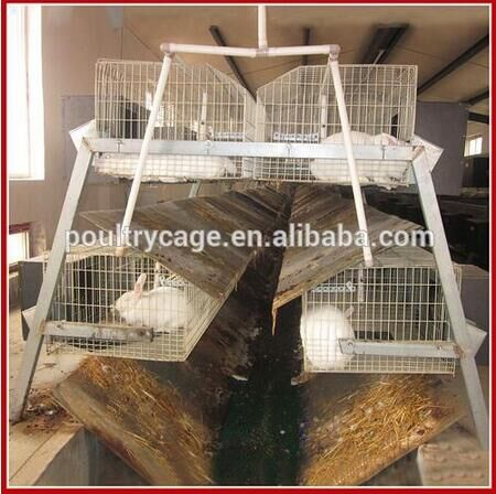 Good Quality Cheap Price Indoor Rabbit Hutch Design Automatic Rabbit Huntch