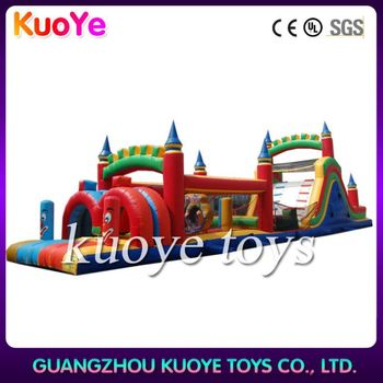 inflatable obstacle games inflatable obstacle bouncer