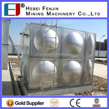 304 Welding Stainless Steel Sectional Water Storage Tank