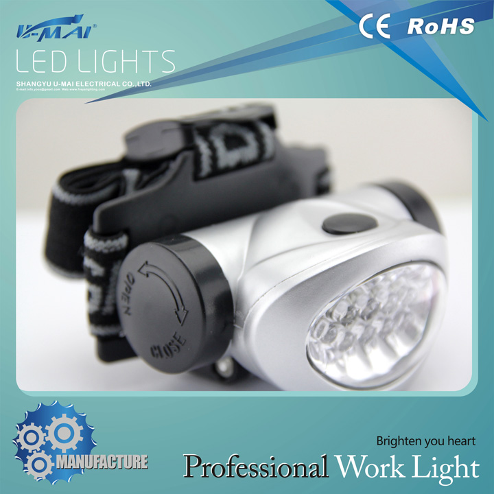 led head light led head lantern led head torch