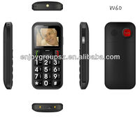 2013 Fashion SOS Emergency Big Button Cheap GSM Senior Phone