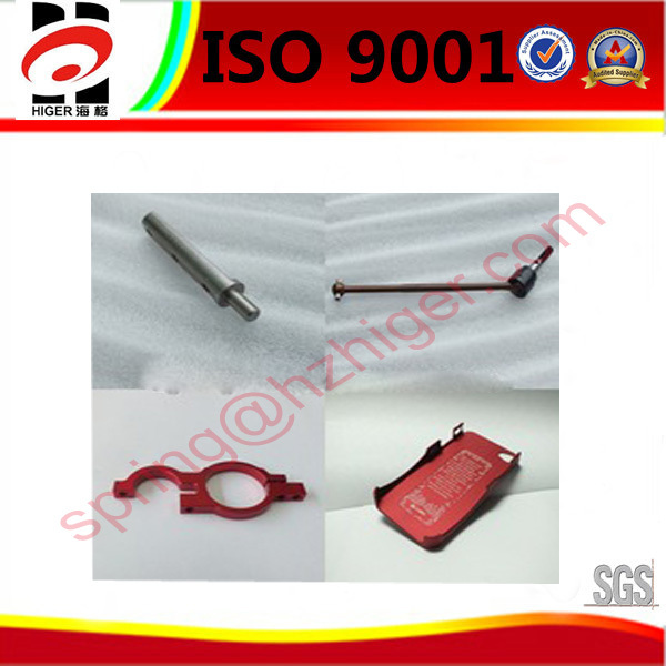 Precision custom made cnc machinery metal small electronic agricultural lighting components