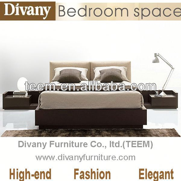 Divany teak wood beds models
