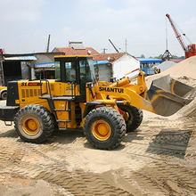 SL50W wheel loader payloader earth moving machine