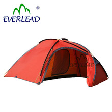 Portable Outdoor Travelling 4 Persons Luxury Family Camping Tent