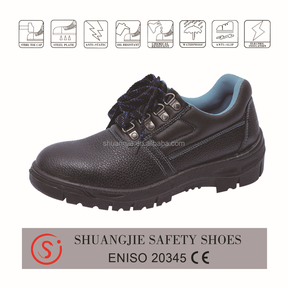 stylish woodland safety shoes mining personal protective equipment in industry
