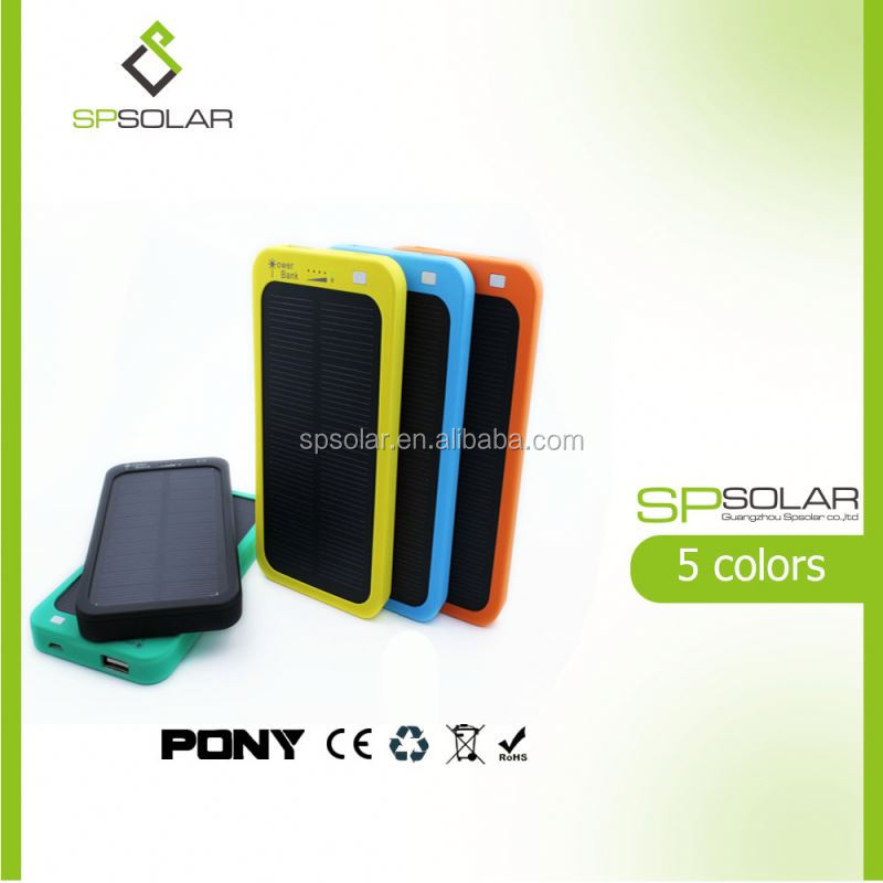 Newest Portable solar charger for asus mobile charger power bank
