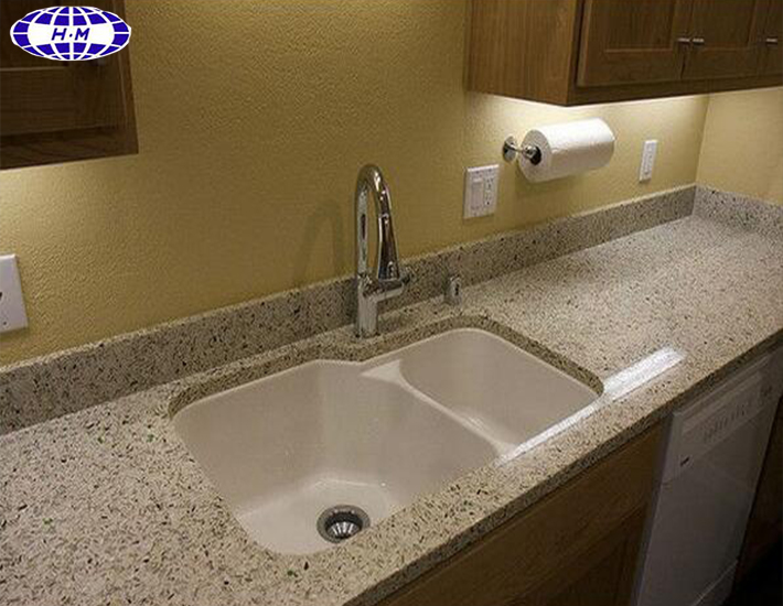Kitchen sinks granite composite