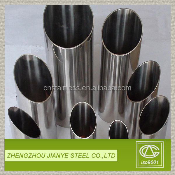 Grade 304 stainless steel pipe balcony railing prices per kg