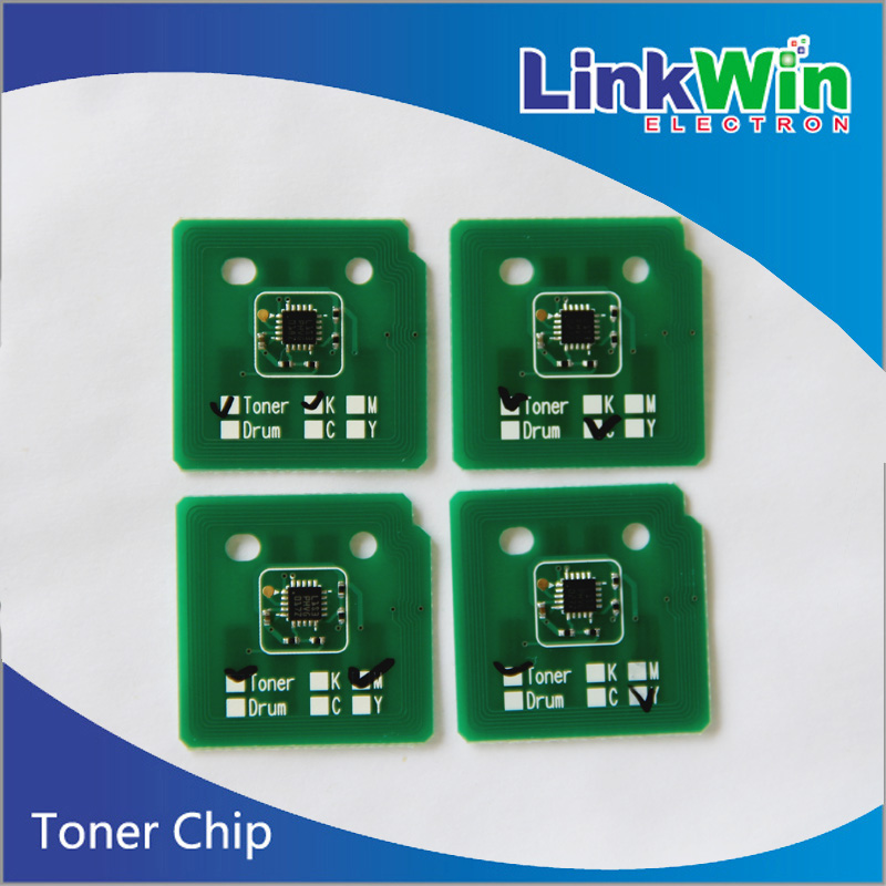 Drom Compatible Shenzhen Toner Chip for Xerox DocuColor 242/252/260