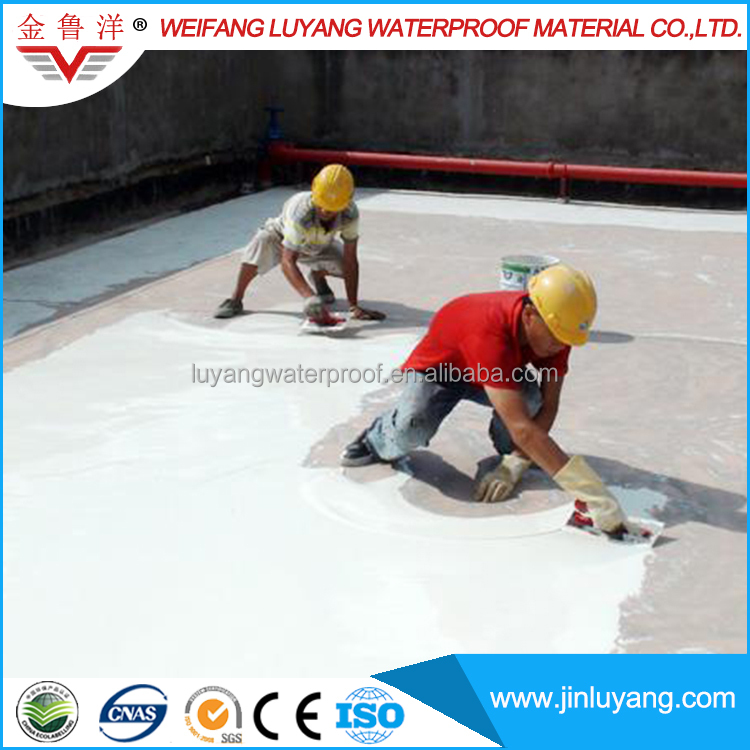 China top quality liquid polyurethane waterproofing coating for roof
