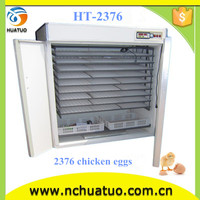 Best selling chicken egg incubator for emu chicks egg hatching with digital heater and chocadeira for sale HT-2876