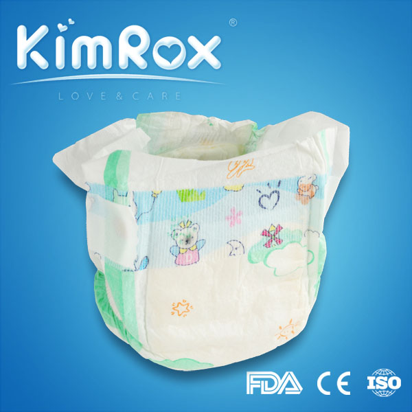 Disposable Hugs Baby Diaper Elastic Ear Hugs Baby Diaper in the Philippines