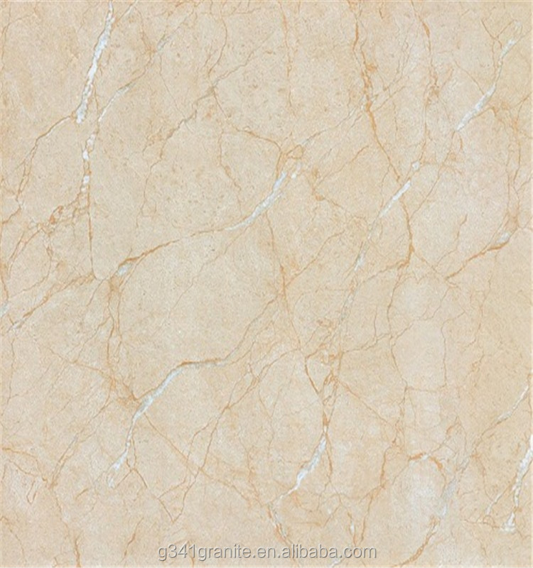 marble floor tiles in china Paris rose Contain white flowers Red lines Yellow gray marble