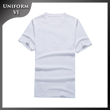 cheap white plain t shirts blank promotional 100% cotton plain t-shirtss in bulk