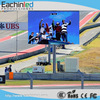 Publicitaire Outdoor dip346 1r1g1b Full Color P10 Led Display
