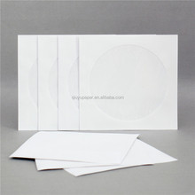 CD envelopes 125*12580g offset paper envelope