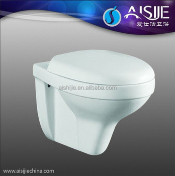 0011 Wall Hung Closet Toilet in Bathroom Chaozhou Toilet