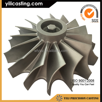 Marine Turbocharger Turbine wheel