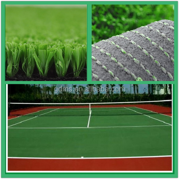 Multi-purpose tennis sports artificial grass turf protection flooring