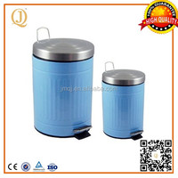 factory wholesale dust bin modern office home metal dust bin