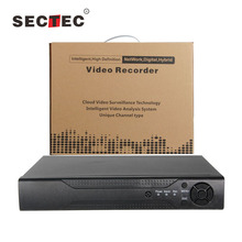 china factory Sectec 4CH CCTV Security 960H 1080p digital video recorder dvr network h264