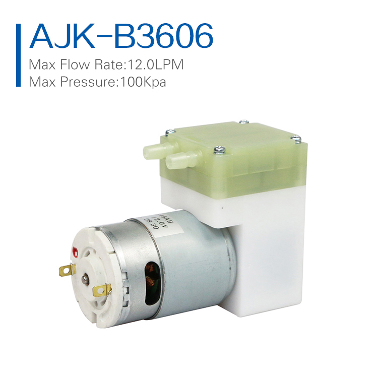 High Pressure Micro Mini Dc Diaphragm Vacuum Pumps Air Pump
