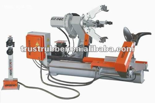 full automatic hydraulic tire changer