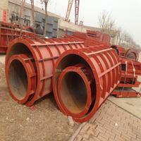 TSX Factory FW-500017 2016 adjustable steel circular round concrete column formwork