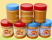 Chinese canned in plastic bottle peanut paste
