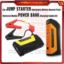 16800mAh Car emergency battery booster toolkit portable Power Bank charge kit for laptop