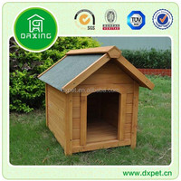 DXDH004 Strong Fir Wood Dog House