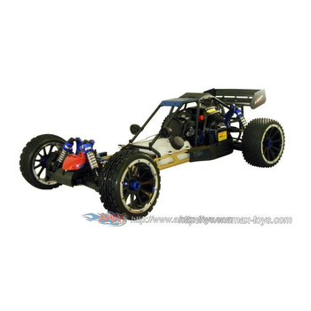05540 1/5 Scale rc car with petrol engine