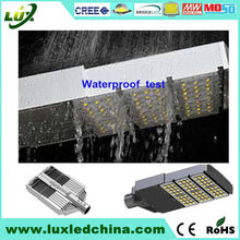 China manufacturer 2013 new Ultra-thin flat design Cree chips Meanwell 100W 120w 12v dc led solar street lights
