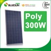 high efficiency solar modules 255w 260w 270w 300w 310w solar panel poly