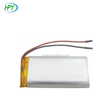 China Alibaba wholesale Rechargeable lipo battery for RC quadcopter 500mAh 3.7V Battery
