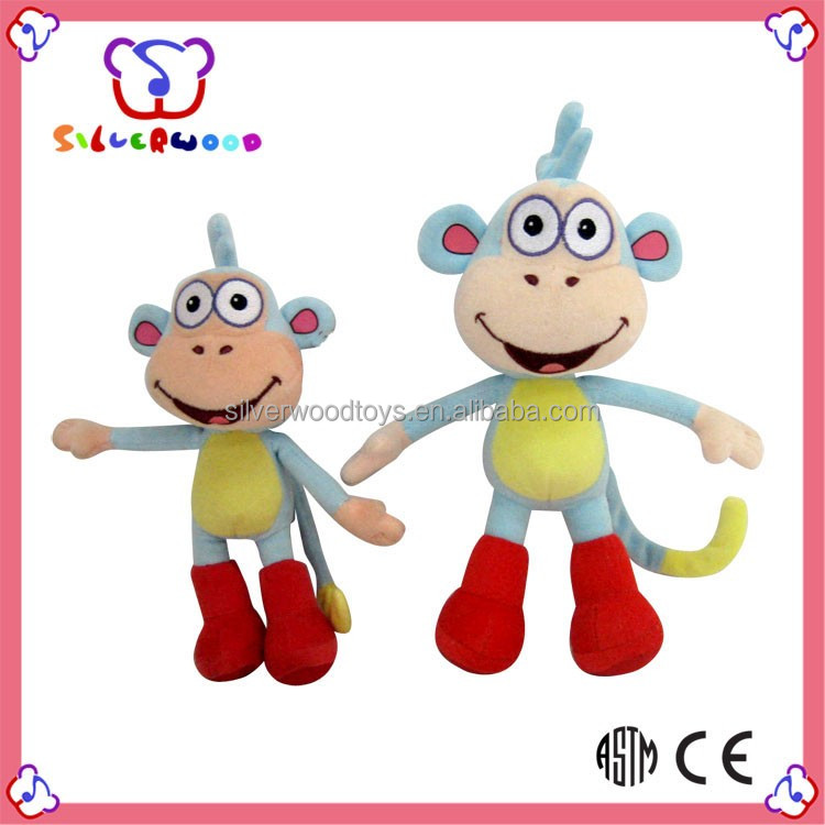 Sedex GSV ICIT Factory customized soft plush stuffed toys