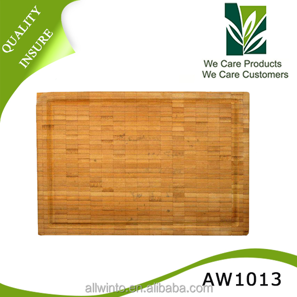 Newest design good quality bamboo chopping board