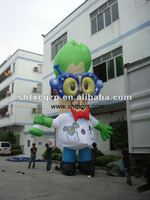 inflatable model cartoon for advertisment