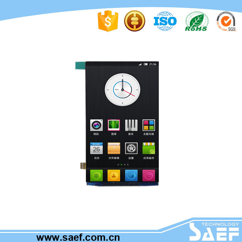6 inch lcd module phone lcd with IPS panel use for smart phone