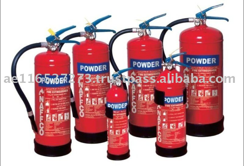 NP2 Dry Powder Fire Extinguisher