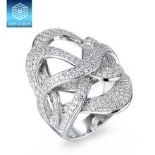 Girls Jewelry Genuine 925 Sterling Silver Rhodium Plated Ring Mold