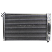 Factory supply 1981-90 Toyota Land Cruiser Cooling 3 Row Aluminum Radiator