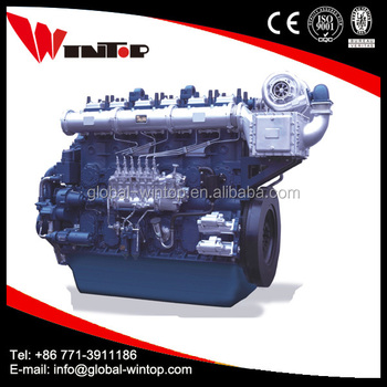 made in China 1200hp 4 stoke diesel engine