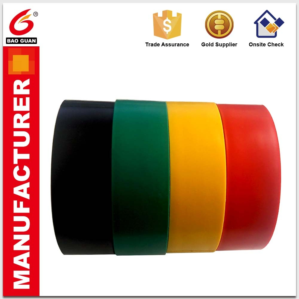 custom printed pvc tape for electrical insulation
